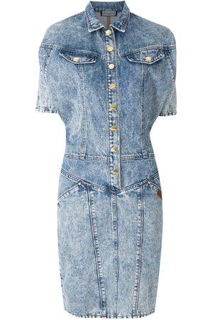 AMAPÔ Yoná jeansklänning