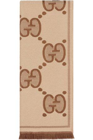 Gucci Kvinna Sjalar - GG wool jacquard scarf