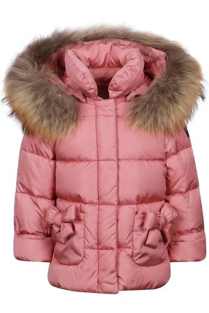 Il gufo FUR Down Jacket