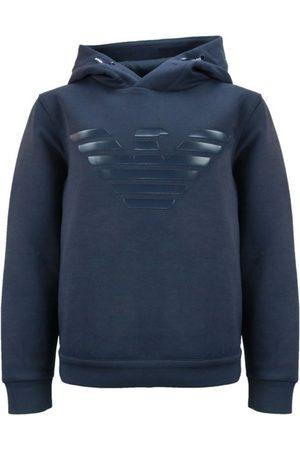 Armani Neoprene Closed Sweatshirt