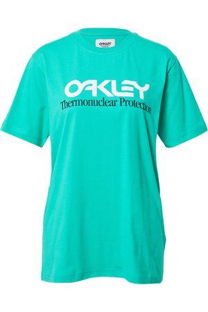 Oakley Kvinna Tränings t-shirts - Funktionstopp 'FIERY