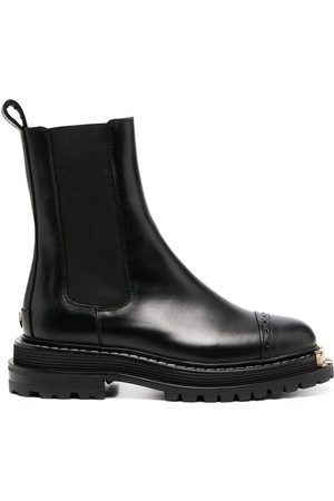 Sandro Mid-calf leather boots