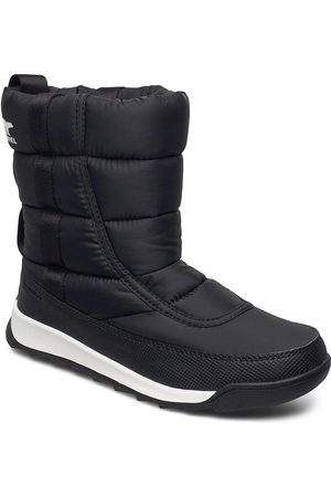 sorel Barn Vinterskor - Youth Whitney™ Ii Puffy Mid Vinterstövlar Pull On