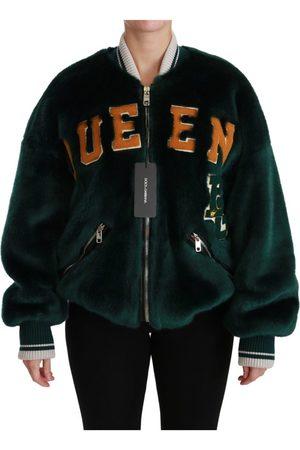 Dolce & Gabbana Bomber Coat Jacket