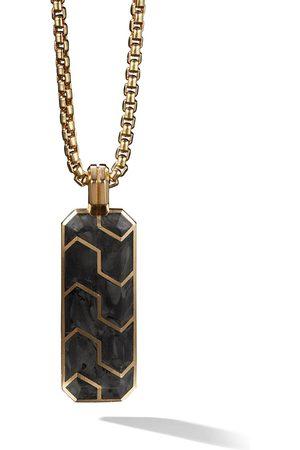 David Yurman Amulett i 18K gult guld