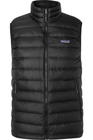 Patagonia Man Västar - Slim-Fit Quilted DWR-Coated Ripstop Down Gilet