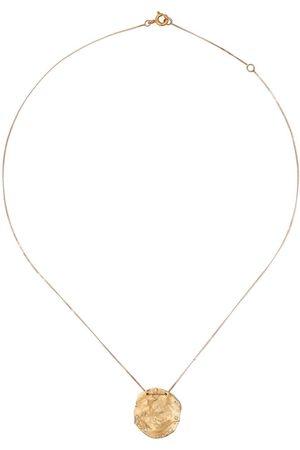 Pascale Monvoisin Izia halsband i 9K rosé- och gult guld