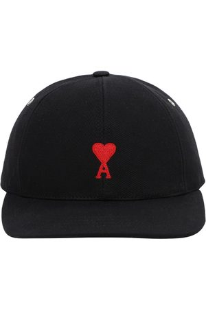 Ami Cotton Gabardine Baseball Hat
