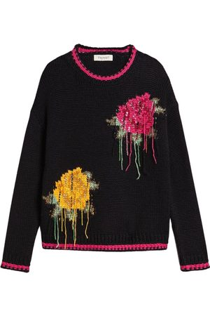 Twin-Set Rose Sweater