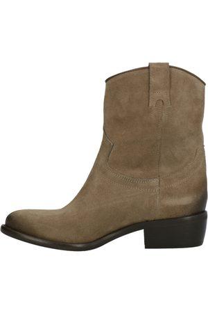 Lazamani Boots Cowboy Ankle