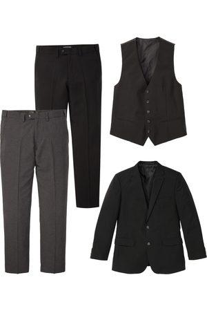 bonprix Kostym i 4 delar: kavaj, väst och två par byxor