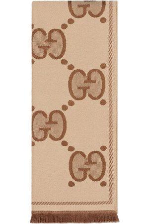 Gucci Logotypmönstrad halsduk