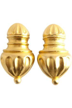 Givenchy Bottle clip earrings
