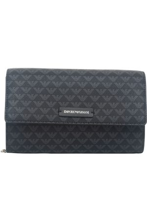 Emporio Armani Clutch with logo