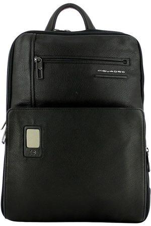 Piquadro Akron 14.0 Expandable Laptop Backpack