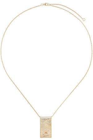 KAY KONECNA Kvinna Halsband - Woodscape halsband