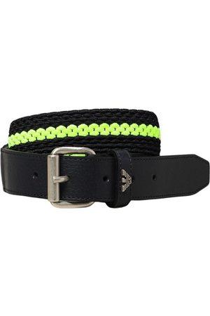 Armani Braided Belt
