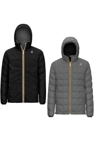K-Way Down Jacket Rev. Jacques Jacket