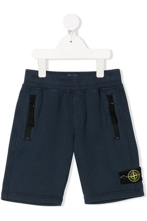 Stone Island Stretch ZIP Bermuda