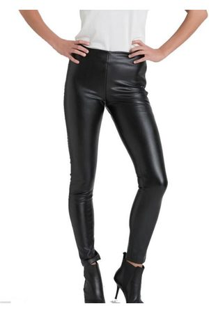 Dry Lake Sansa Faux Leather trousers
