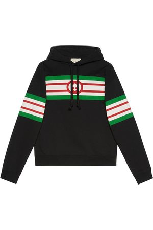 Gucci Hoodie med tryck