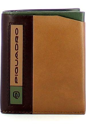Piquadro Febo Rfid vertical wallet