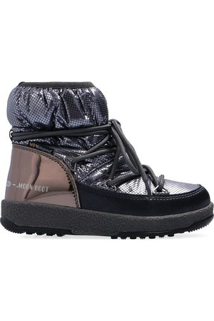 Moon Boot 'Nylon Low Premium' snow boots