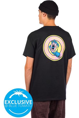 ODD FUTURE X Santa Cruz Hand Dot T-Shirt black