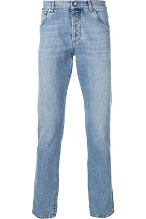 Brunello Cucinelli Låga skinny-jeans