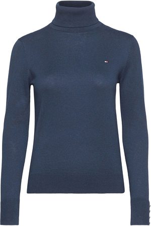 Tommy Hilfiger Soft Cotton Roll-Nk Sweater Ls Turtleneck Polotröja
