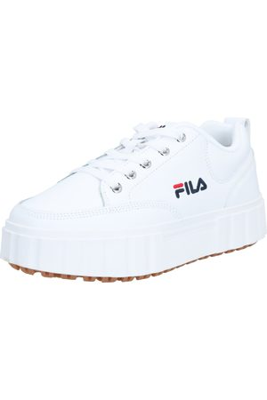 Fila Kvinna Sneakers - Låg sneaker 'Bianco
