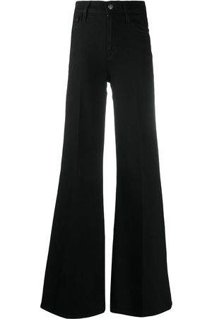 Frame Flare-jeans med hög midja