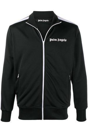 Palm Angels Man Jackor - Träningsjacka med logotyp