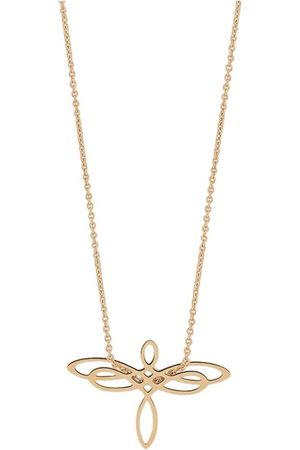 GINETTE NY Mini Dragonfly Necklace