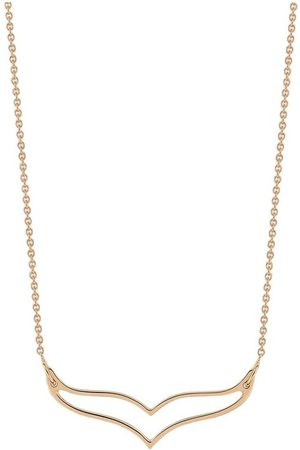 GINETTE NY Mini Wise Necklace
