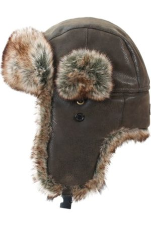 AVIGNON Flaps Hat Synthetic Leather