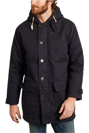 Universal Works Hooded lined parka