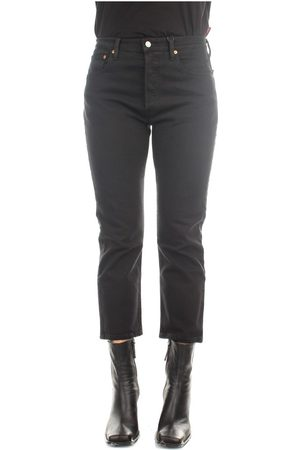 Levi's 36200-0085 Cropped byxor