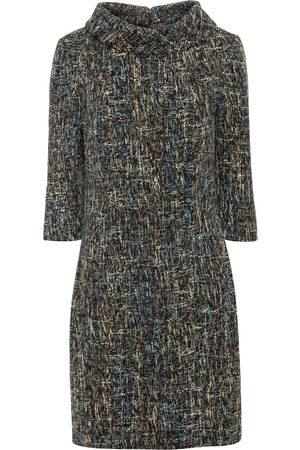 bonprix Fodralklänning i tweed