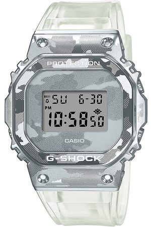 G-SHOCK GM-5600SCM-1ER Watch transparent camouflage