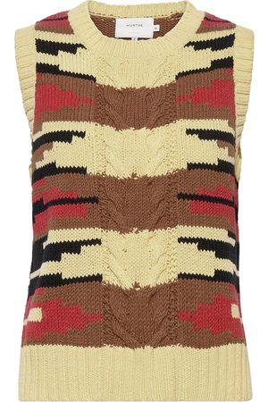 Munthe Saddle Vests Knitted Vests
