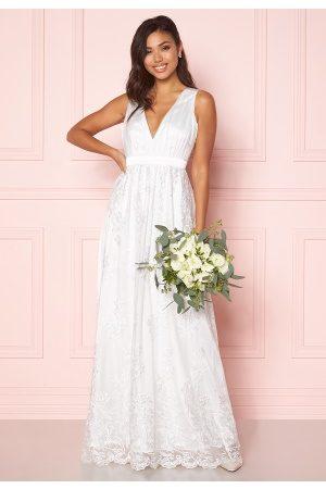 Chiara Forthi Ava gown White 34