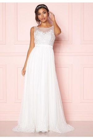 Chiara Forthi Alina Gown White 36