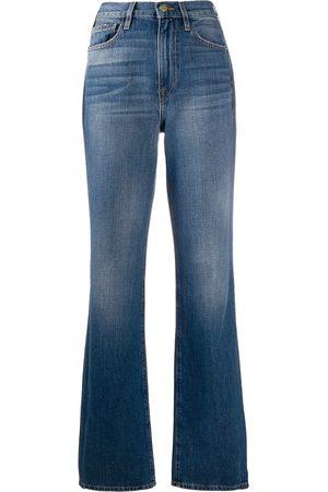 Frame Le Jane jeans med hög midja