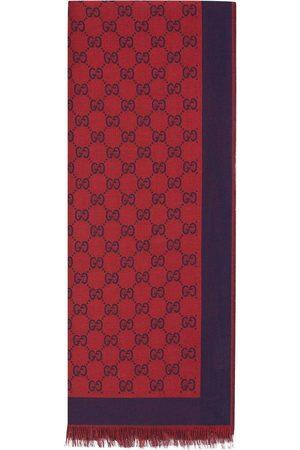 Gucci Logotypmönstrad sjal