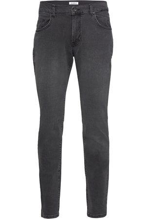 Woodbird Matti Coal Jeans Slimmade Jeans