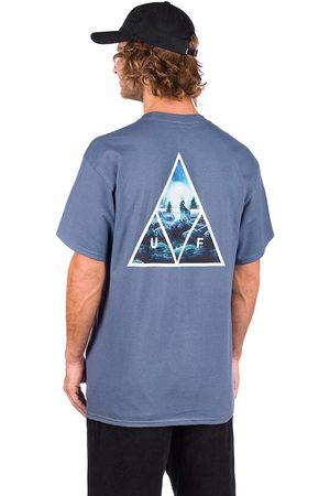 Huf Lupus Noctem T-Shirt slate