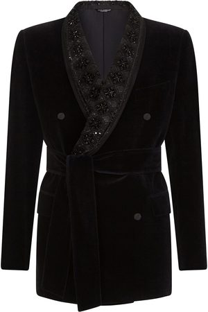 Dolce & Gabbana Blazer med bälte