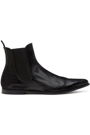 Dolce & Gabbana Ankelboots med panel