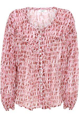 Isabel Marant Sorionea Chiffon Shirt